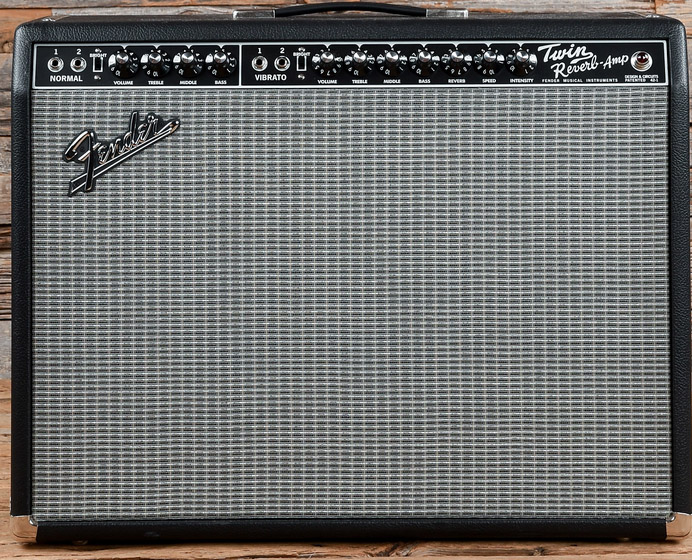 Fender 65 Twin Reverb 2x12 IR Image