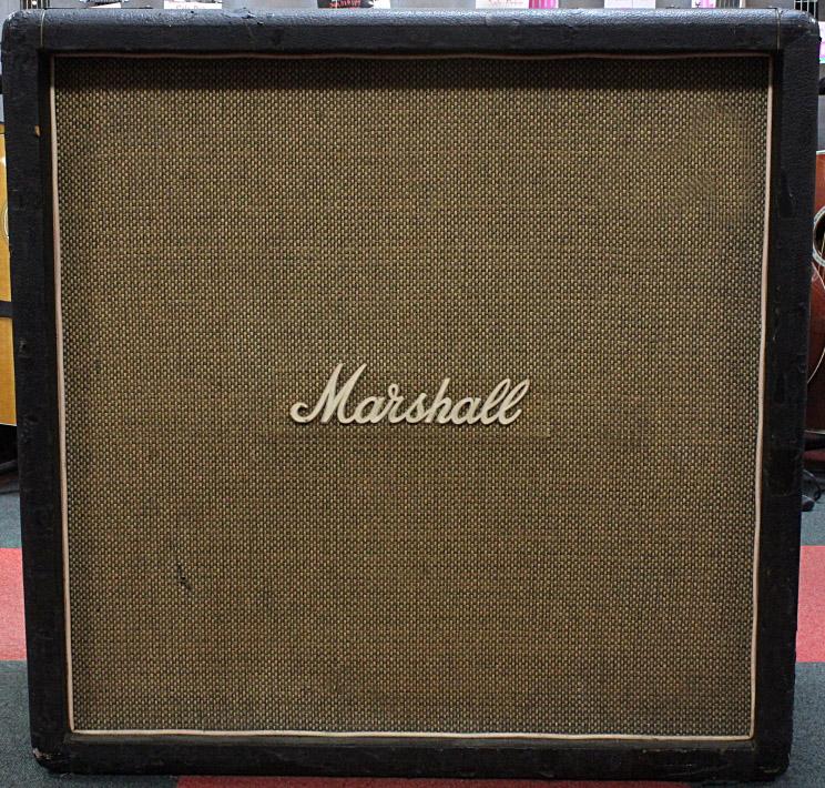 Marshall 75c 4x12 Guitar Cab IR Image