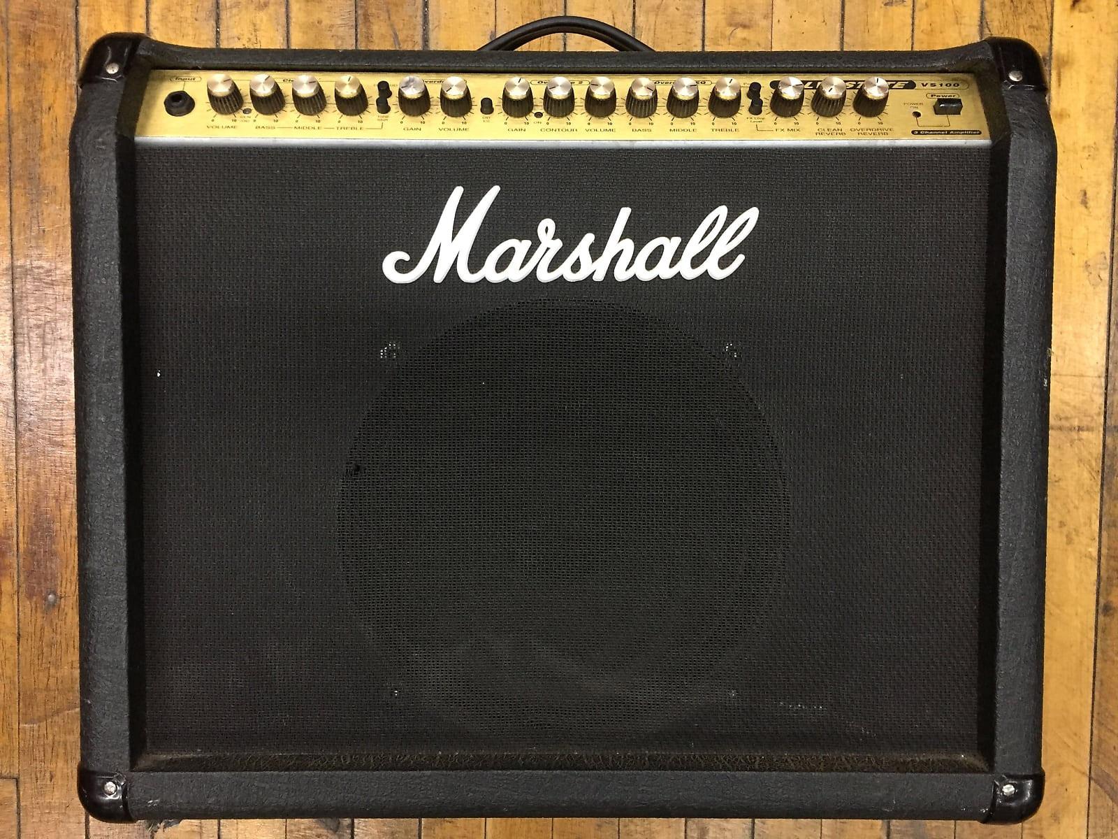 Marshall Valvestate 2x12 Guitar Cab IR Image