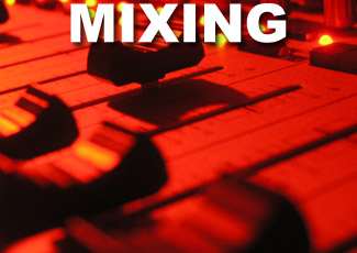 mixing services glasgow