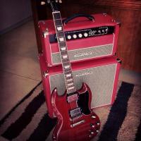 craig amps red boutique amplifer