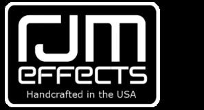 rjm effects logo