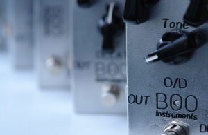 Boo Instruments Overdrive