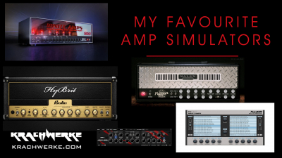 My favourite FREE Amp Sims