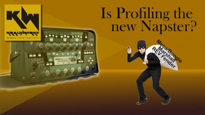 Is amp profiling the new Napster? The Kemper profiling issue.