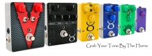 Taurus Pedals Lineup