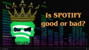 Is Spotify good or bad?!