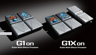 G1on and G1Xon by ZOOM