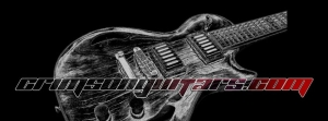 Crimson Guitars Logo