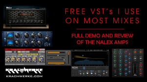 Free VST collection I use on most mixes