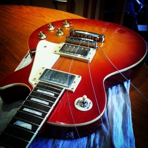 Gibson LP Custom coming soon