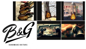 B&G Handmade Guitars