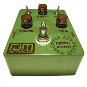 RJM Effects Green Vodka