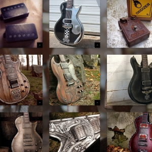Hutchinson Guitars